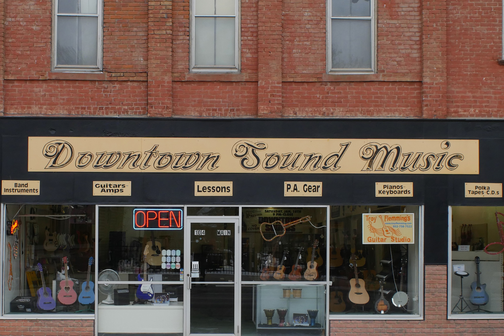 Downtown Sound Music Store